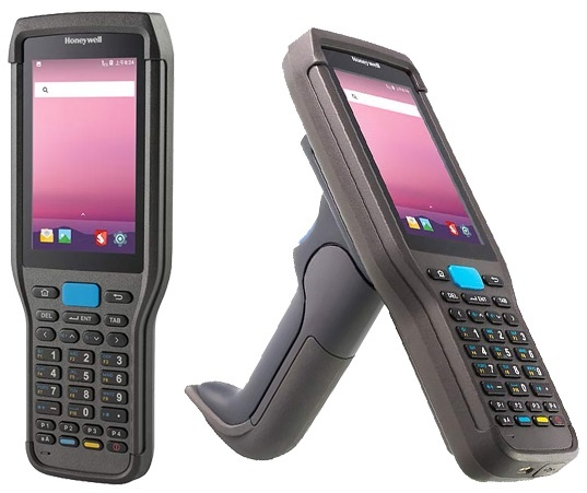 Honeywell ScanPal EDA60K Android 7 Mobile Computer