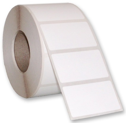 Barcode Thermal Paper Labels