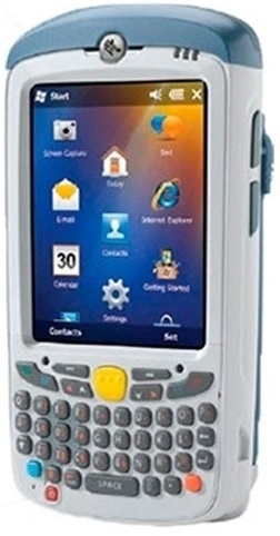 Zebra MC55X-HC Health Care Mobile Computer