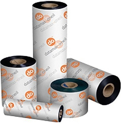 """Datamax IQRES Thermal Transfer Resin Ribbons for Datamax M-Class, I-Class and H-Class Printers, 1"""" ID cores with 450 Meters Long"""