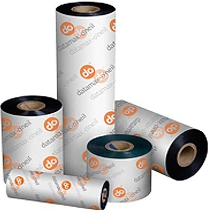 Datamax IQWax Thermal Transfer Wax Ribbons for E-Class Mark III Printers, Size: 110mm x 110 Meters, 48rolls/box, MoQ: 48.