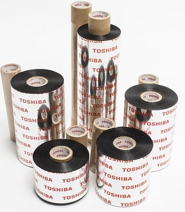 Toshiba TEC Genuine Thermal Transfer Ribbons - FULL range