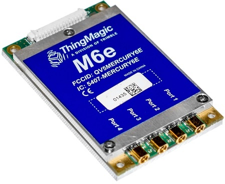 ThingMagic M6e Embedded RFID Module