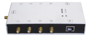 Keonn AdvanMux-8 UHF RFID 8-Port Antenna Multiplexer