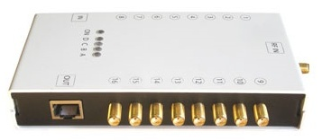 Keonn AdvanMux-16 UHF RFID16-Port Antenna Multiplexer