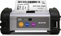 "SATO MB4i 4.0"" Direct Thermal Mbile Printer"