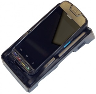 Unitech EP800 POS Android Mobile Computer