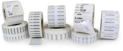 Zebra UHF RFID Label Tags for all Applications