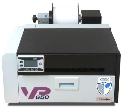 VIP VP650 Colour Barcode Label Printer