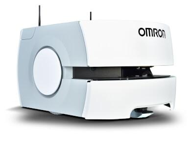 OMRON LD-60/90 Fully Autonomous Mobile Robots