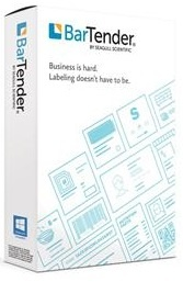 BarTender 2019 Professional Edition ID Card Printer Software