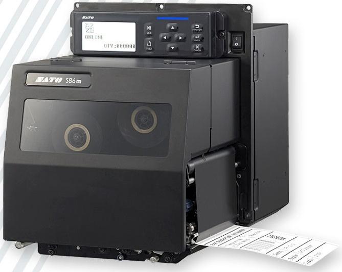 "SATO S86-EX 6.0"" Wide OEM Print Engine for Barcode & UHF RFID Label Printing encoding"