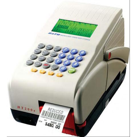 Sato HT200e Portable Label Printer