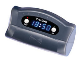 Promag TR-515-ER TR-515-ER Ethernet-interfaced , 125kHz based Time Recorder