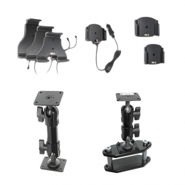 Brodit Mounting Solutions Holders for Mobile Computers, Tablets and Mobile Printers