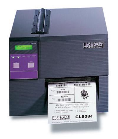 SATO CL608e / CL612e Industrial RFID Printers