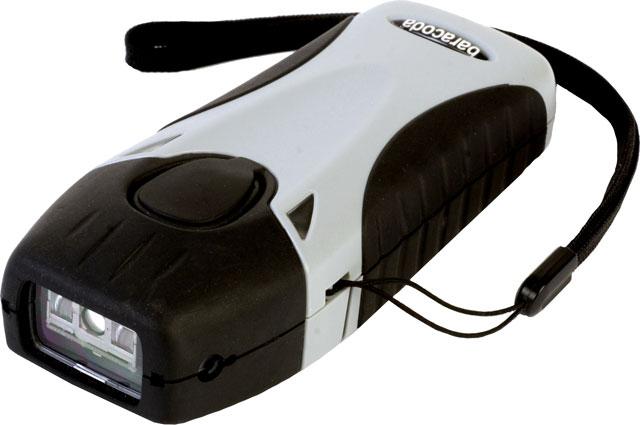 Baracoda DualRunners Laser RFID Reader