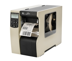 "Zebra 110Xi4 4.0"" Wide Thermal Barcode Label Printer"
