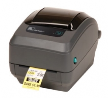 "Zebra GK420D/420T 4.0"" Wide Thermal Barcode Label Printer"