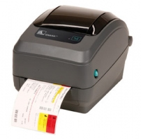 "Zebra GX420D/420T/430T 4.0"" Wide Thermal Barcode Label Printer"