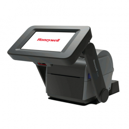 Honeywell PC43K All-in-one EPoS Solution with Android Tablet, Label printing,1D / 2D Barcode scanning and Software