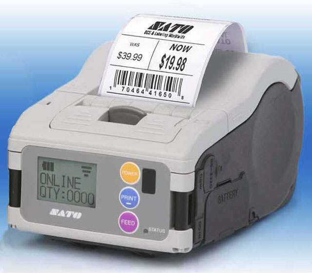 SATO MB200i / MB201i Portable Printer