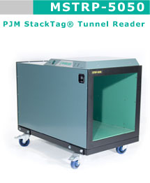 RFID Tunnel and high speed belt conveyors RFID Reader MSTRP-5050 from Magellan