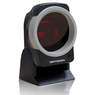 Opticon OPM2000 Omni directional laser scanner