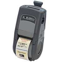 "Zebra QL 220plus 2.0"" Wide Mobile Barcode Label Printer"