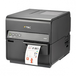 "TSC CPX4 Inkjet Color 4.72"" Wide Label Printer"