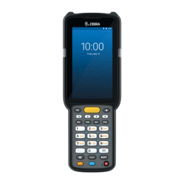 "Zebra MC3300x Android 10.0 Mobile Computer 4.0"" WVGA colour display with Keypads"
