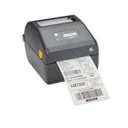 "Zebra ZD421 4"" Wide Desktop Barcode Label Printer"