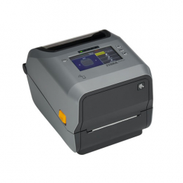 Zebra ZD621 4-inch Wide Desktop Barcode Printers - Direct thermal, thermal transfer, healthcare (ZD621-HC) and RFID (ZD621R) m