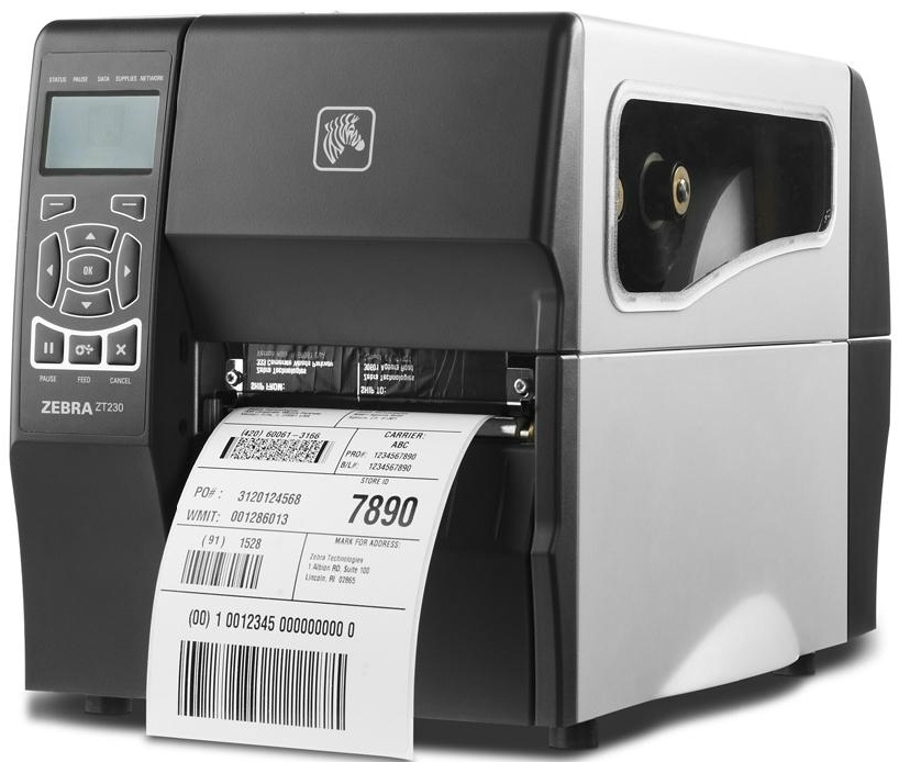 Barcode Industrial Printers