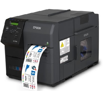 Barcode Colour Label Printers