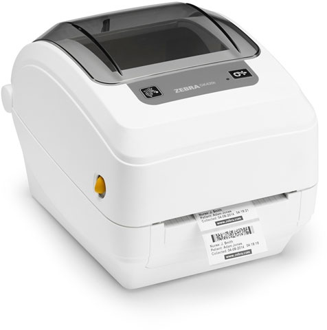 HealthCare Barcode Label Printers