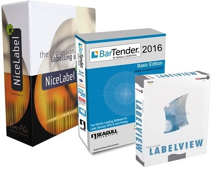 Barcode Labelling Software