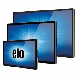 Elo 4303L, 24/7, 109,2 cm (43''), infrared, Full HD, black