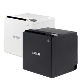 Epson TM-m30c, USB, BT, Ethernet, 8 dots/mm (203 dpi), ePOS, white
