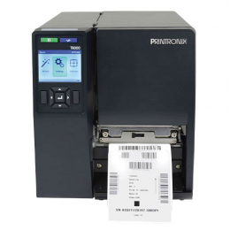 Printronix T6E3R4, 12 dots/mm (300 dpi), RFID, USB, RS232, Ethernet