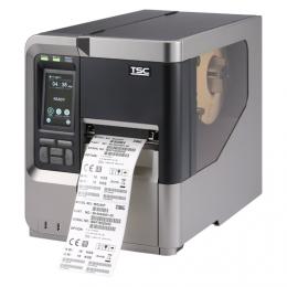 TSC MX640P, 24 dots/mm (600 dpi), disp., RTC, TSPL-EZ, USB, RS232, Ethernet