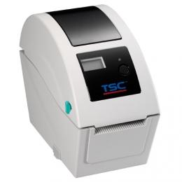 TSC TDP-324, 12 dots/mm (300 dpi), disp., TSPL-EZ, USB, Ethernet